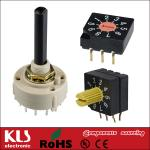Rotary switches*Coding switches