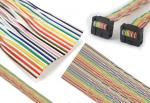 Rainbow Ribbon Cable 1.27mm (UL20027)