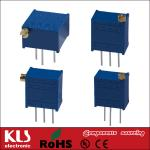 Multi turn potentiometer 3299 type