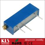 Multi turn potentiometer 3006 type