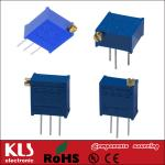 Multi turn potentiometer 3296 type