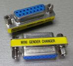 Mini Gender Changer Connector 2 Row
